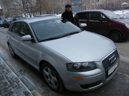 Audi-3- хороша!