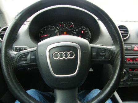 Audi-3 панель приборов