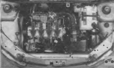 Проверка системы зажигания двигателя автомобиля Лада Калина