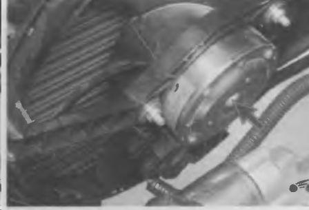 Проверяем двигатель вентилятора