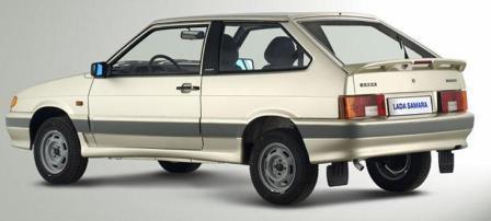 Автомобиль ВАЗ-2113 семейства Лада-Самара 2