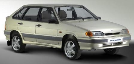 Автомобиль ВАЗ-2114 семейства Лада-Самара 2