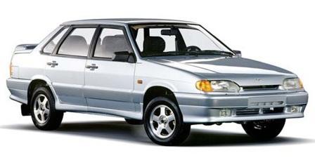 Автомобиль ВАЗ-2115 семейства Лада-Самара 2
