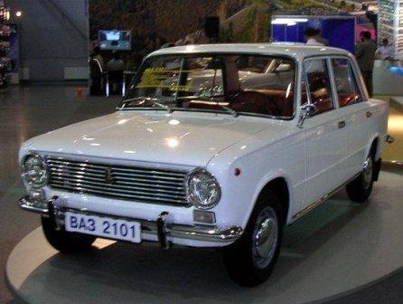 Автомобиль Жигули ВАЗ-2101