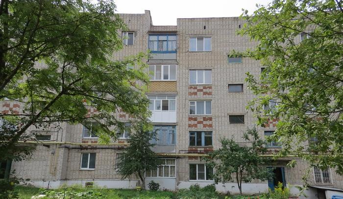 Дом Пушкина (но не тот)