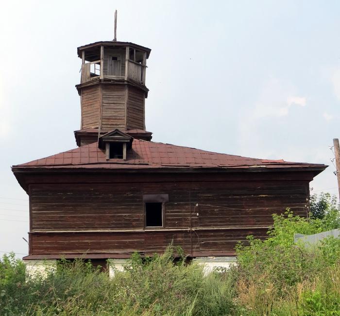 Пожарная каланча в Сергаче