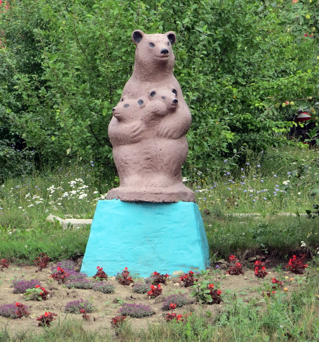 Сергачские медведи