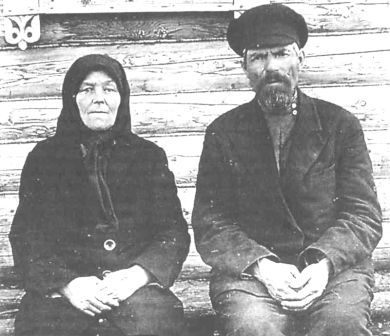 Коренные жители села Ачка Сергачского района