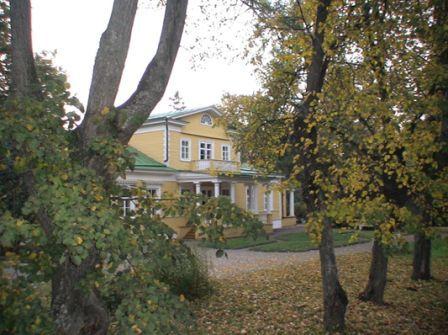 Село Большое Болдино