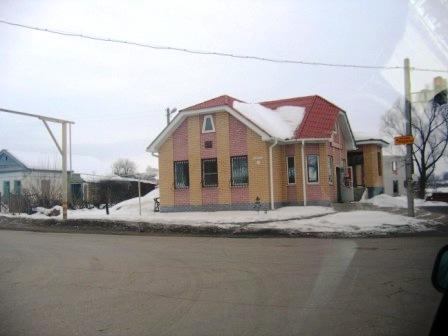 Город Сергач