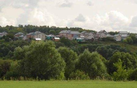 Село Шубино Сергачского района Нижегородской области