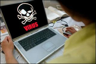 Атака вируса Кидо Kido