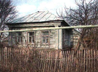 Дом, в котором родился Андрей Власов