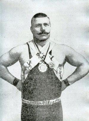 Иван Заикин - сеченовский богатырь
