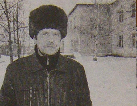 Сергачанин Олег Киселев