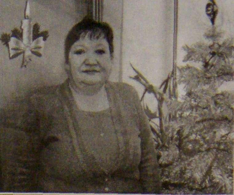 Валентина Николаевна Гуленова