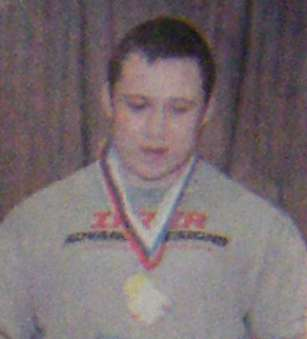 мастер спорта международного класса, вице-чемпион мира по силовому троеборью, сергачанин Яков Гранов