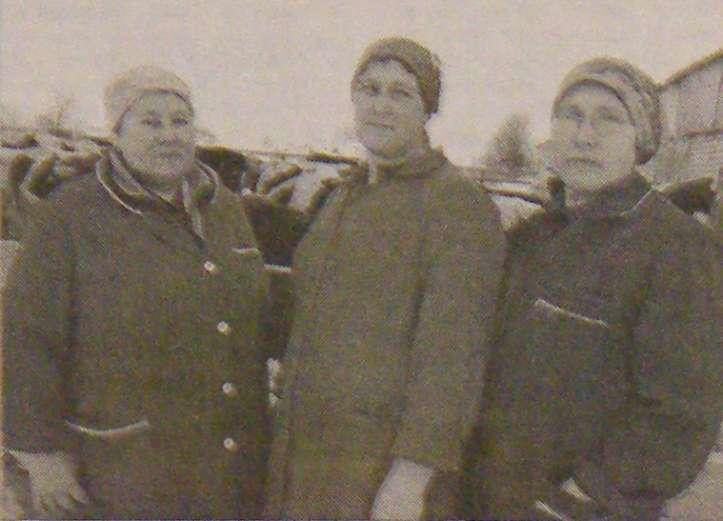 передовые доярки ООО «Агрофирма «Нижегородская»