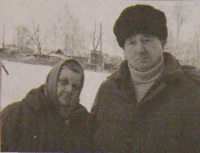 Супруги Мурзаевы Г.И. и О.Е (с. Акузово)