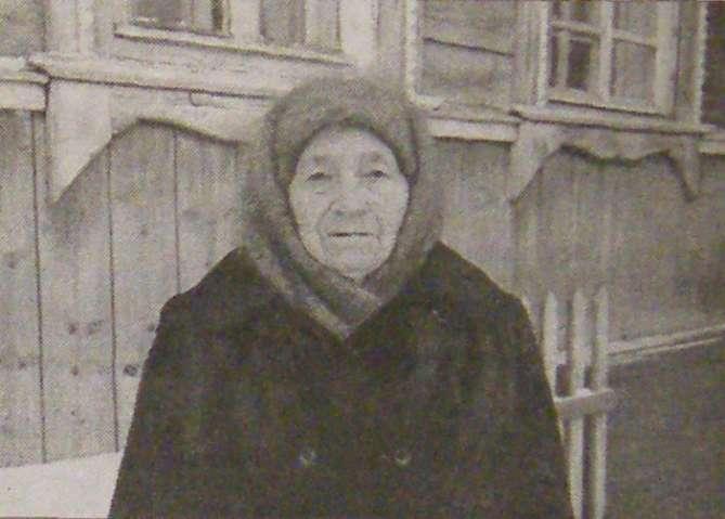 Шарагина Ольга Ивановна (с. Акузово)