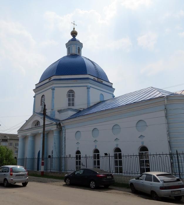 Владимирский Собор в Сергаче