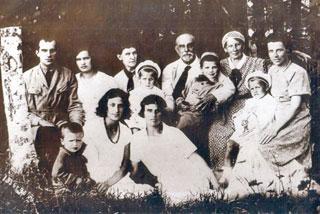 Семья Ященко