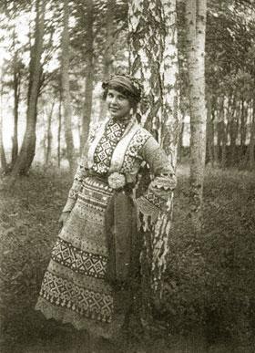 Вера Александровна Ященко-Никифорова
