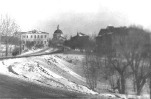 Сергач, центр