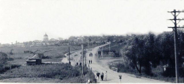 Центр Сергача с ул Новая линия (КБО)