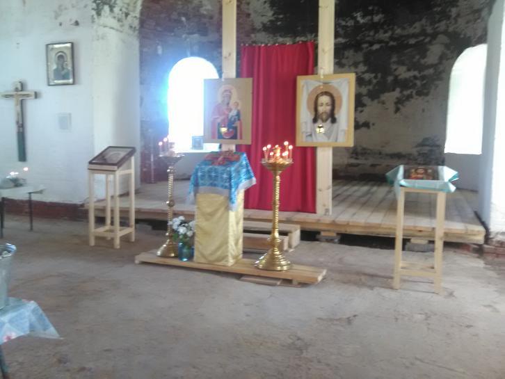 Кузьминка. Храм во имя иконы Казанской Богоматери