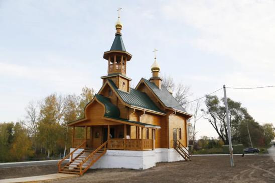 Село Ачка Сергачского района. Видео