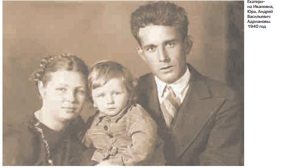 Андриановы семья