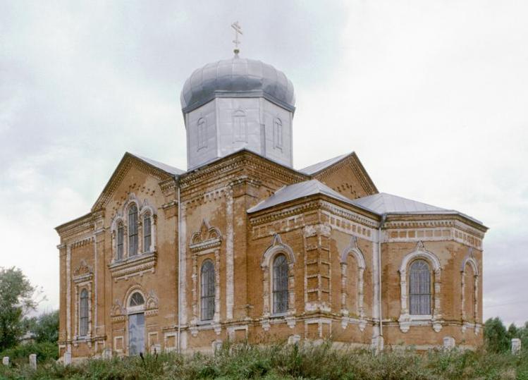 Храм в Апраксино