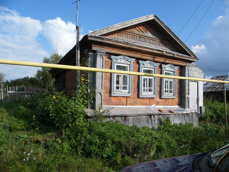 Фото дома в деревне