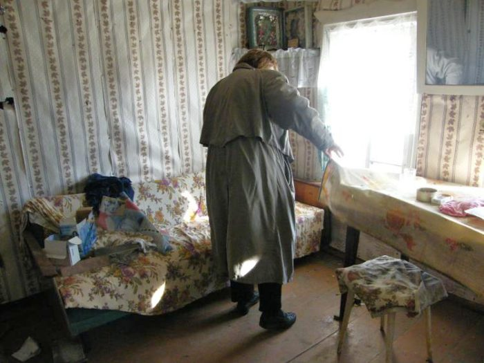 Покупка дома в деревне