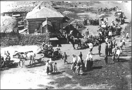 Коллективизация в Березне и перегибы