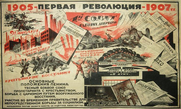 Революция 1905 - 1907 годов в Березне