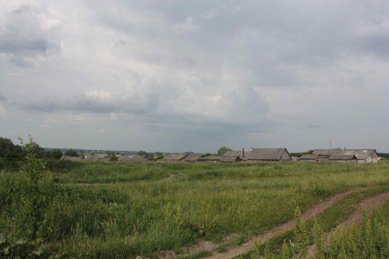 Село Чукалы, Мордовия (ранее - Сергачский уезд)