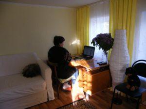 Ремон комнаты в деревенском доме