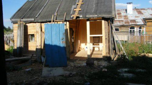 Фото капитального ремонта бани