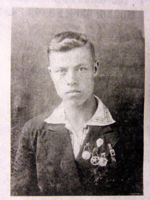 Николай Михайлович Дикарев