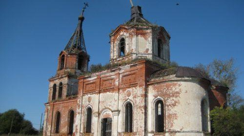 Храм села Елховки
