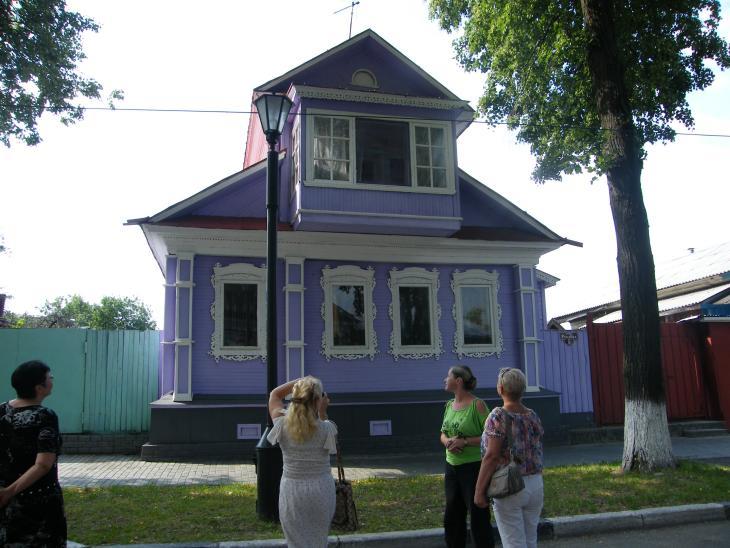Дом в Городце