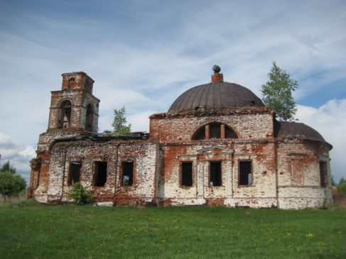 Храм села Гуленки