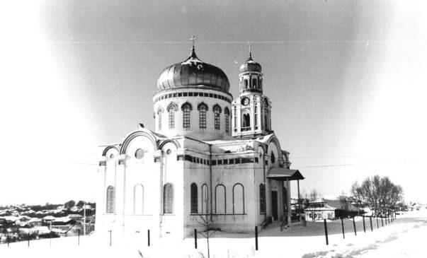 Храм св. Архистратига небесных сил в с. Кладбищи