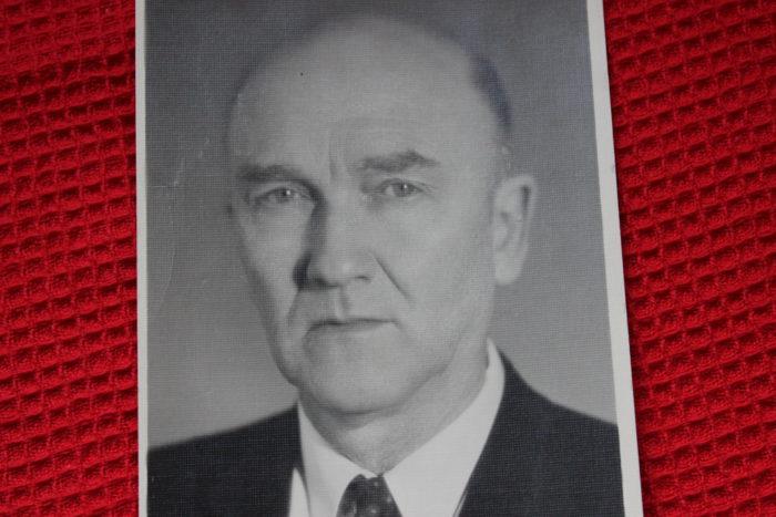 Талызин Федор Федорович