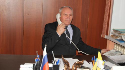Толбинский сельский совет. Глава Администрации Казаков Михаил Федорович