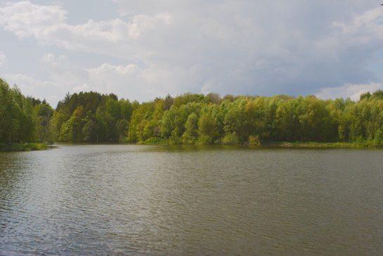 Китово. Озеро Рамзай