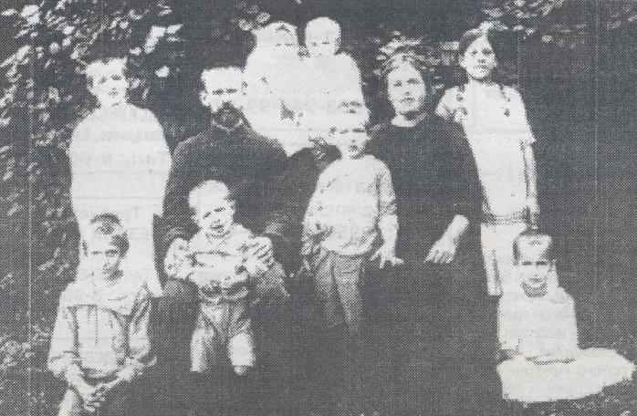 Семья Лебедевых