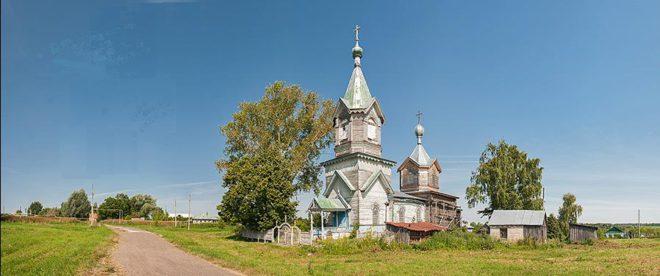 Лопатинский храм